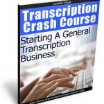 Transcription Crash Course