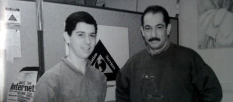 Eric Nagel in 1996