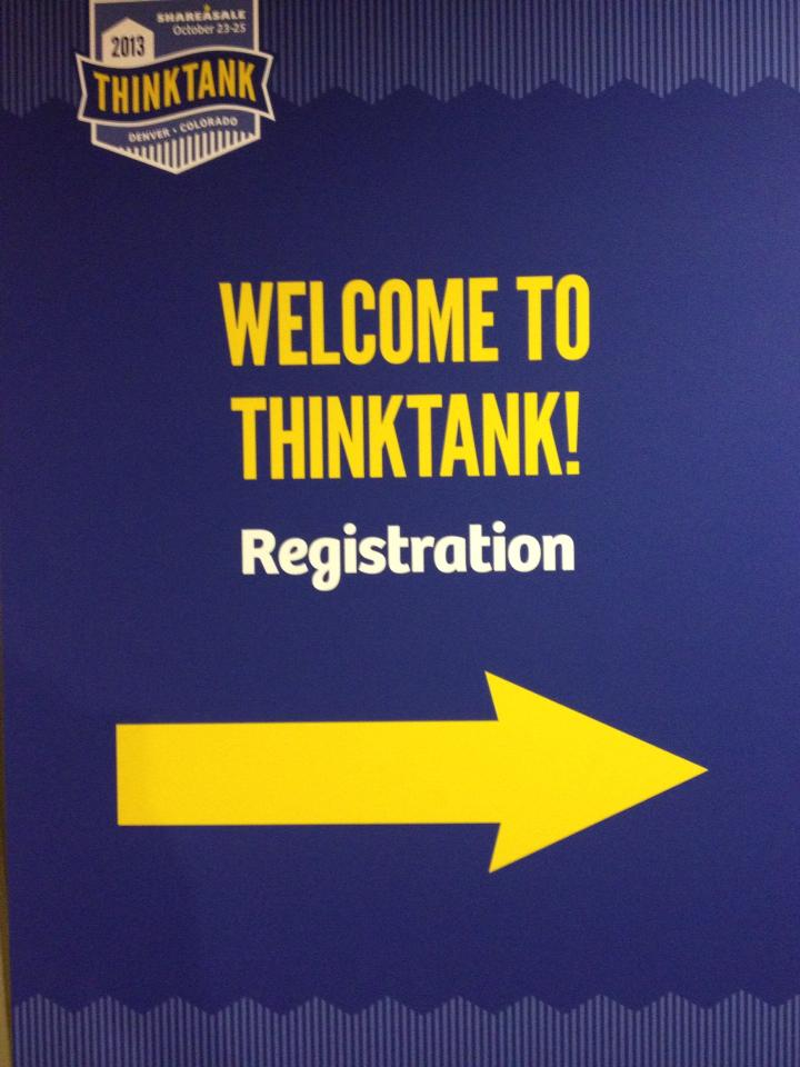 Welcome to Think Tank